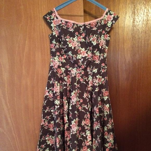 750ea171a Hell Bunny Dresses | Rosie Dress | Poshmark